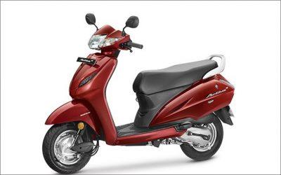 Honda GRAZIA – the New Advanced Urban Scooter