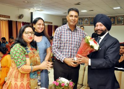 Youth enlightenment day celebrated at DAV College