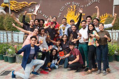 DAV Dramatics Club Won Inter Zonal Youth Festival