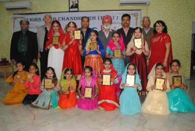 Lions Club celebrated Children's Day