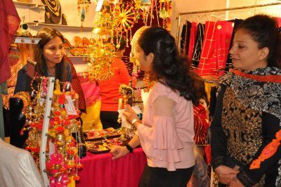Two Day Fashion & Lifestyle exhibition Wedding Fiesta begins