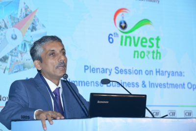 Haryana signs Rs 20,000 cr worth MoUs for Logistics park at CII Invest North 2017