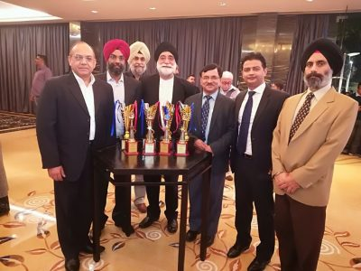 Double Helical Award for two Fortis Doctors