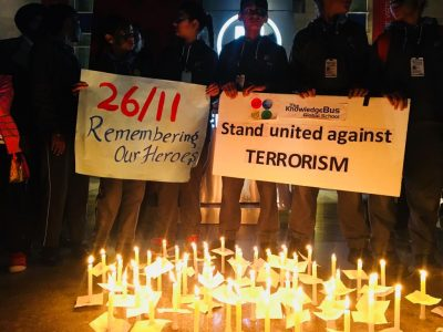 VR PUNJAB holds remembrance for Heroes who fought agianst 'MUMBAI ATTACK' Terrorists