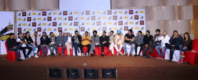 Radio Mirchi is back with the fourth edition of The Royal Stag Mirchi Music Awards Punjabi