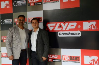 FLYP@MTV Café in Chandigarh hot on the heels of their latest launch in Mumbai