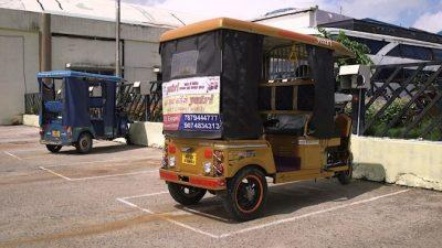 Jabalpur gets ABB technology for pollution-free e-rickshaw transportation