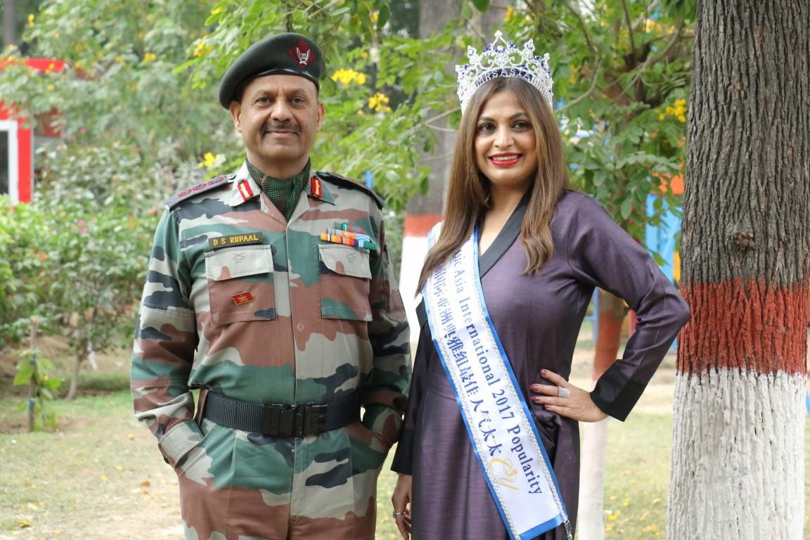 Jyoti Rupaal crowned Mrs Popularity classic at Mrs Asia