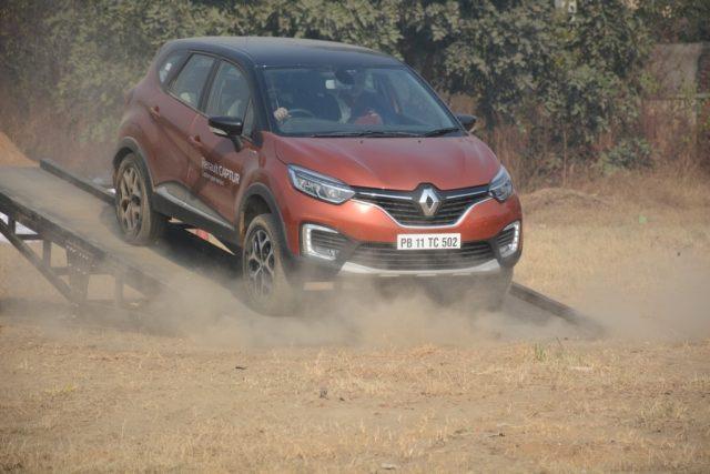 Renault India organises the 'Captur Experiential Drive' in Ludhiana