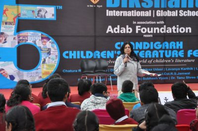 5th edition of Chandigarh Childrens' Literature Festival Kicks off