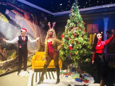 """Madame Tussauds brings the """"Sexiest Santa"""" to the Capital this Christmas"""
