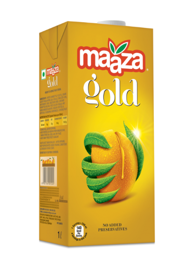 Coca-Cola launches premium mango drink 'Maaza Gold' in India