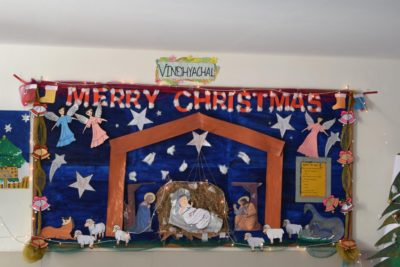 Brilliance World School celebrated Christmas with fervour