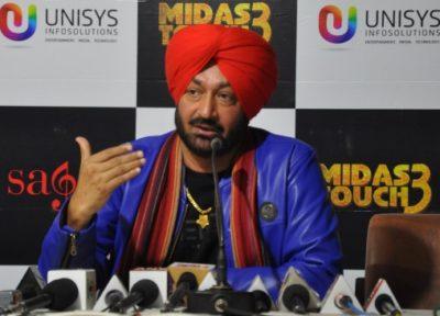 Golden Star Malkit Singh's single track 'VIRSA' unveiled