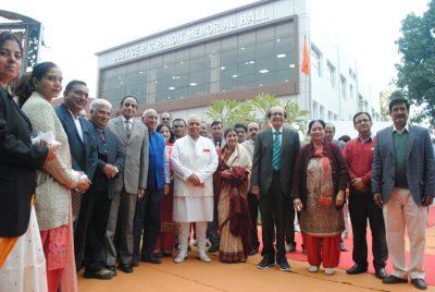 Padamshree Dr. Poonam Suri inaugurated Justice PC Pandit Memorial Hall at Arya Samaj Mandir