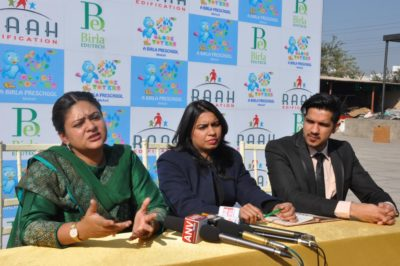 Birla Edutech unveils its Pre School 'Globe Tot'ers' in collaboration with RAAH Edification