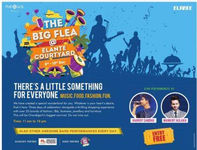Elante throws a big musical feast this weekend
