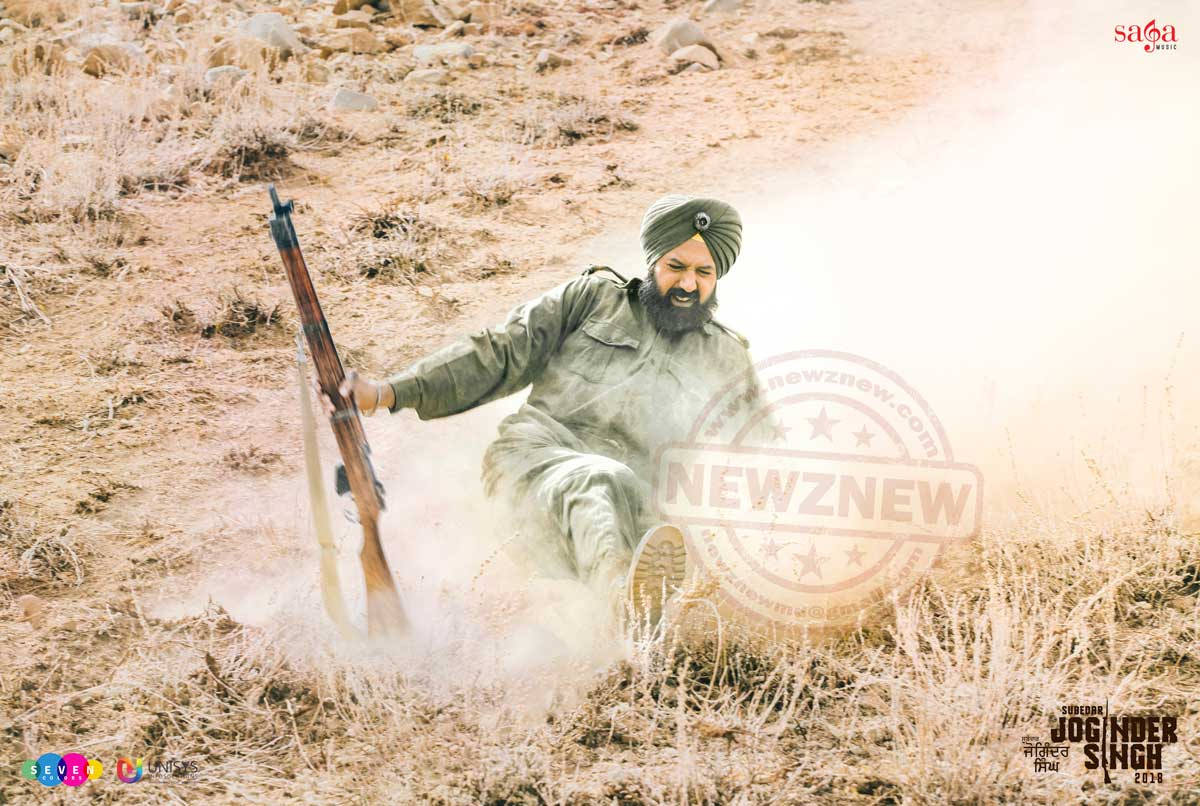 Gippy Grewal as Subedar Joginder Singh