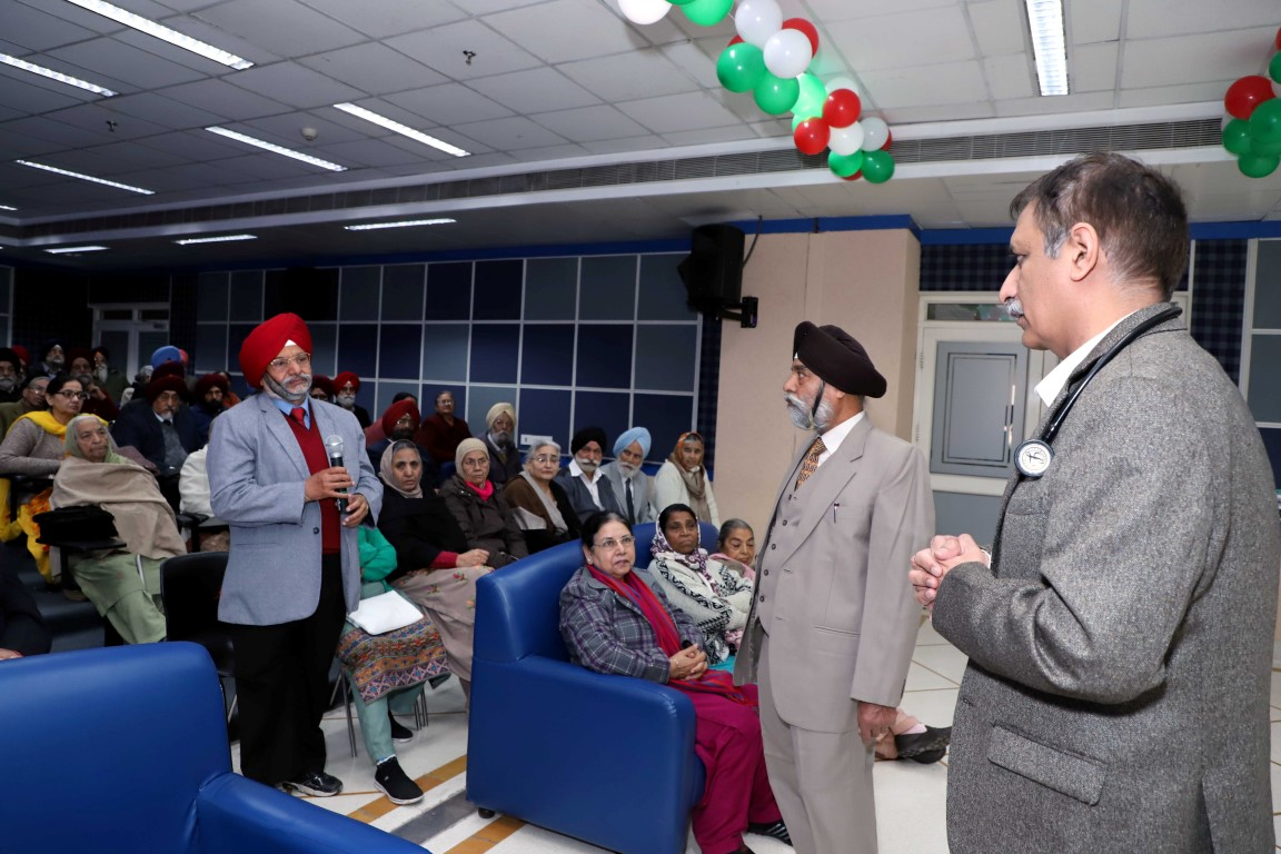 Doctor at Fortis Hospital, Mohali addresses how to protect one's heart this winter