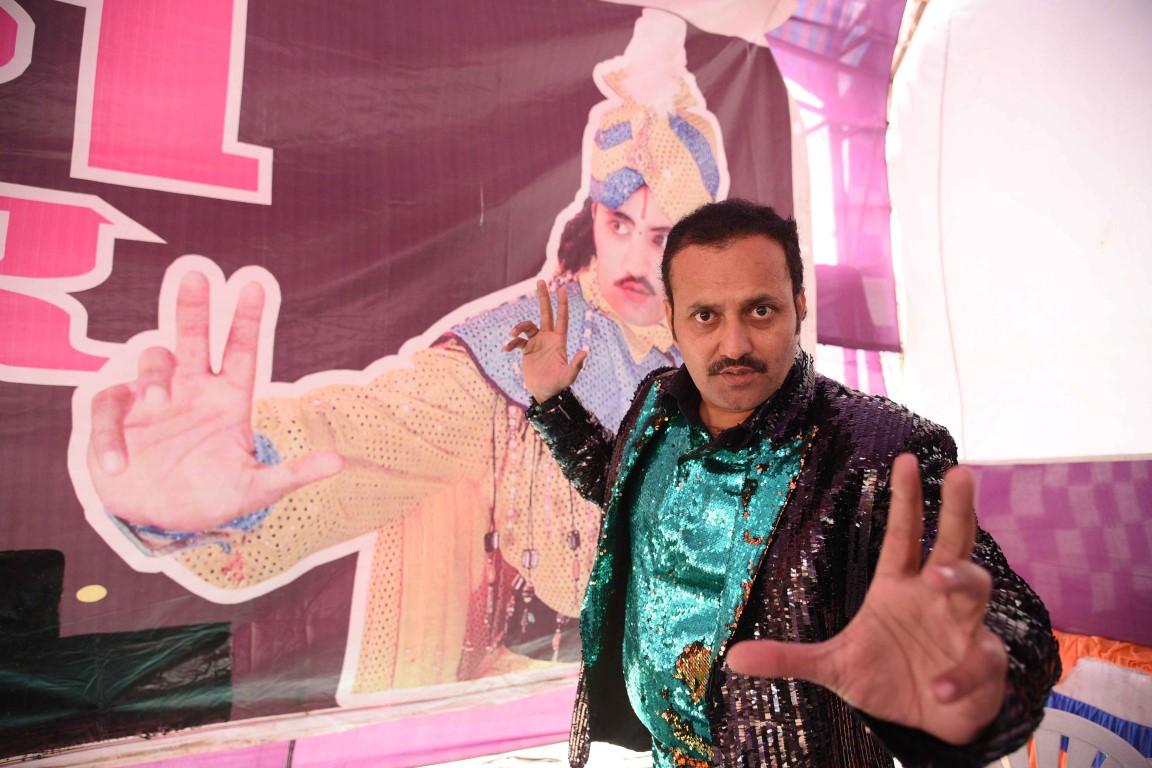 Magician Karan
