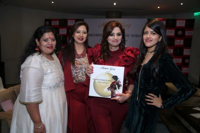 La Femme Privee networking forum hosted its 4th event at Hyatt Regency