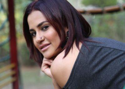 Lizaa Malik launch his new track BABY TERA FRAUD ROMANCE IN Chandigarh