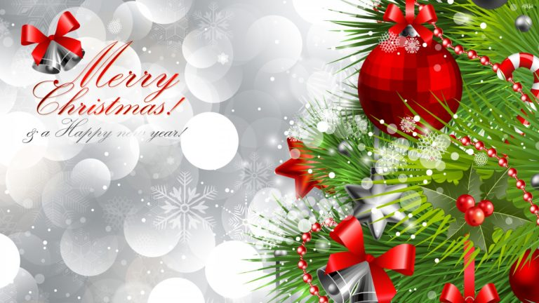 Merry Christmas and Happy New Year 2018 Wishes, Greetings