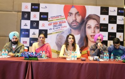 Get ready to laugh, cry, and travel with 'Ammy Virk' in 'Sat Shri Akaal England'