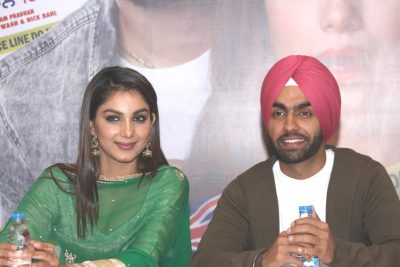 """Sat Shri Akaal England' will be a roller-coaster ride of emotions & laughter""- 'Ammy Virk'"
