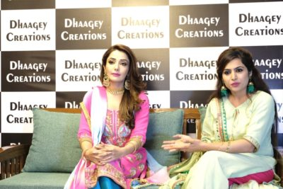 'Sonia Mann' to be the brand ambassador of 'Dhaagey Creations'