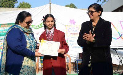 Fun and Frolic marks Ankur School Fete
