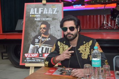 FLYP@MTV Cafe amps up party fever in Chandigarh with live performance of Sensational Punjabi singer Alfaaz