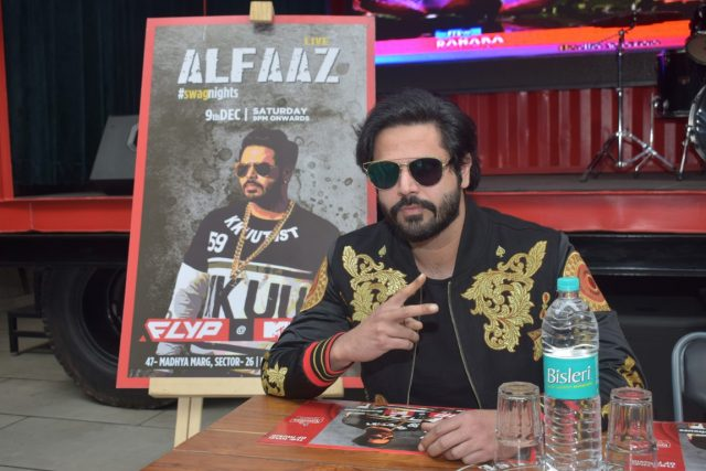 FLYP@MTV Cafe amps up party fever in Chandigarh with live performance of Sensational Punjabi singer Alfaaz