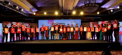 American India Foundation (AIF) and Coca-Cola India launches 'SMS Mission Recycling'