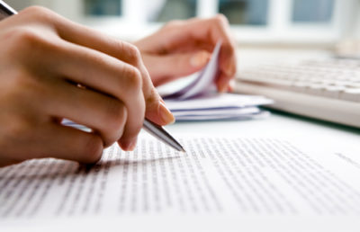 The main features of academic writing