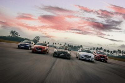 Jaguar brings the Art of performance tour to Delhi