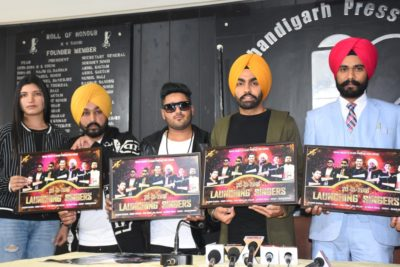Maha Music & Films launched five new Punjabi singers