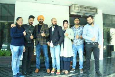 """Another feather in the caps of Punjabi films to be added with """"Punjab Singh"""""""