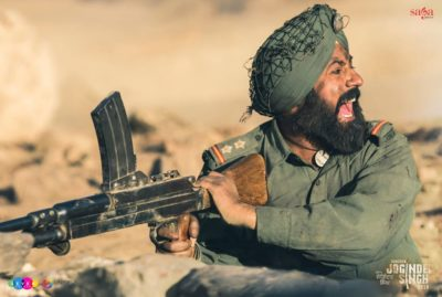 Film on the life of Param Vir Chakra recipient 'Subedar Joginder Singh' reveals its action-packed teaser!