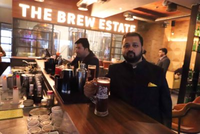 Beer lovers rejoice as Brew Estate opens its new outlet in Panchkula