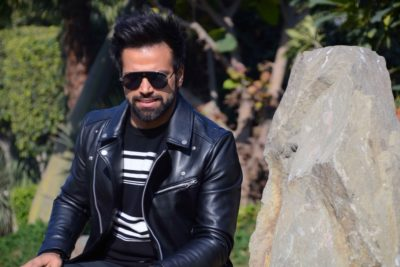 Host Rithvik Dhanjani visits Chandigarh to launch STAR Plus' upcoming reality show 'India's Next Superstars'