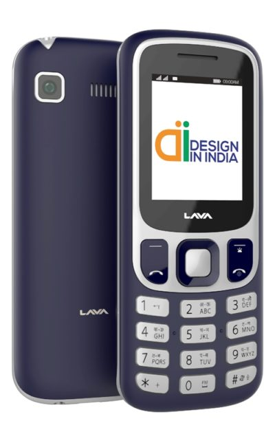 LAVA unveils India's first 'Design in India' initiative