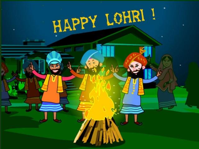Lohri Whatsapp Status | FB DP