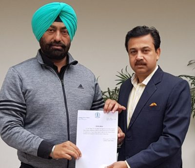 Sukhpal Singh Khaira appoints Atul Nagpal as OSD to assist office of the Leader of Opposition