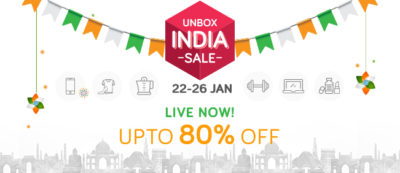Snapdeal's Unbox India Sale kicks off