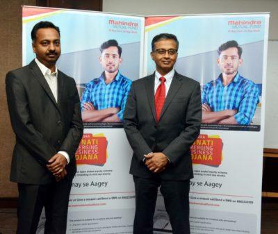 "Mahindra AMC launches""Mahindra Unnati Emerging Business Yojana"""