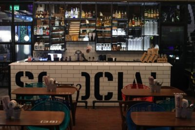 Sector 7 #Social now swung open its doors in the beautiful city of Chandigarh