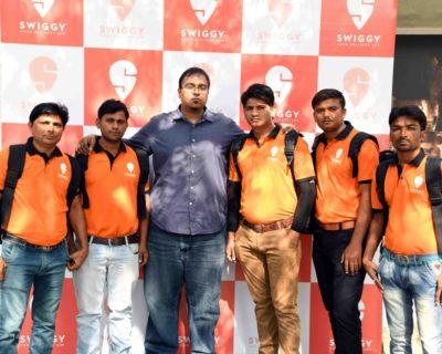 Swiggy launches in Chandigarh
