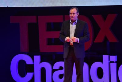 Tedxchandigarh 2018 delivers an amazing day of Engaging, Enriching & Energizing talks by Global though Leaders