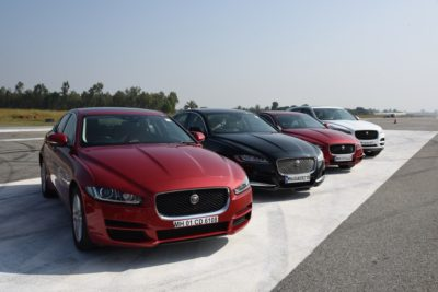 Jaguar brings the Art of performance tour to Ludhiana